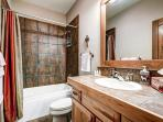 Rachel Lane Bath Breckenridge Luxury Home Rentals