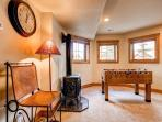 Rachel Lane Family Room Breckenridge Luxury Home Rentals