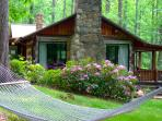 Pat's Place, Asheville Cabins of Willow Winds
