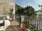 La Loggia - Sea front charming  apartment