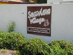 Entrance to Seaview Village off Thomas Drive
