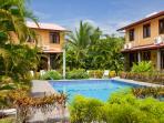 Villa Nasua garden overview