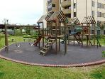 One of the three kids playgrounds