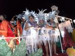 Cozumel Carnival celebration