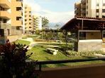 Garden View from Alegro Premium Condo