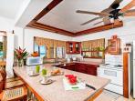 Kitchen, Oceanfront View