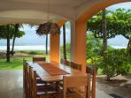 Unique Oceanview Dinning Of Playa Grande