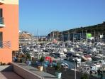 Albufeira Marina-few minutes by car from the villa
