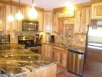 Luxury, Fully Equiped Kitchen