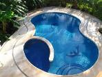 Wonderful Swimming Pool and Delightful Jacuzzi