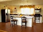High Fields gourmet kitchen