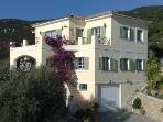 Villa Nissi Access