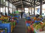 fruit market in Paphos