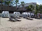 Beach Club on Playa Camarones