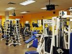 Gym at Tremblant resort ($)