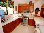 Seven Seas 4 fully equipped kitchen, South Akumal