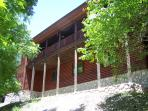 The Red Elk Lodge!