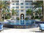 The Regent Grand - Pool Side