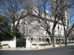British Embassy Residence. La Isla, Recoleta.