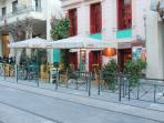 Greek way! Authentic coffee and mezze bars!