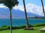View to Maalaea Harbor