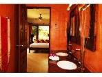 bath room of 3 bed room villa