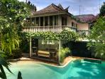 Istimewa Seminyak - lagoon style pool  4-5bedrooms