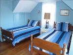 Twin Bedroom View %352