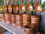 Poterie Not, hand made pottery near Castelnaudary
