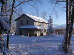 Winter at Rose Ridge