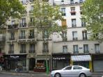 avenue de Saint Ouen