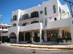 street view of the Rinconada del Mar building