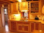 Solid Oak Worktops, Under floor heating
