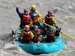 Matanuska River - go rafting!
