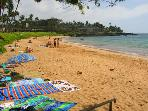 Ulua Beach, closest beach to the Grand Champions