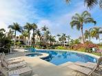 Palms At Wailea Pool and Spa Area