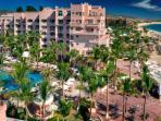 Pueblo Bonito Rose OR Sunset Beach Resort Jr Suite