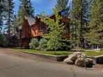 Unobstructed Lake Views from South Lake Tahoe Vacation Home w/ Deck & Balcony