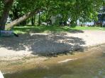 Sandy Swimming Beach