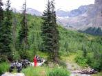 Book an ATV Tour or Bring Your Own and Base Your Group out of Packsaddle Creek Lodge.