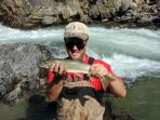 Hire a Local Guide and Enjoy the Fishing around  Valemount