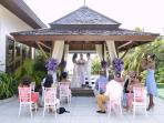 Wedding in Villa Sanyanga