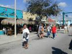 Jensen Beach Main Street party..