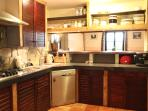 Kitchen for guests