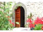 Garden door detail