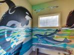 Swimming Pool Dressing Rooms