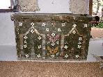 Antique Bodrum chest