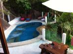 Private Plunge pool  of jasmine