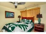 Clean and Comfortable Second Bedroom