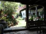 CASA ROSADA, old colonial house /centro historico